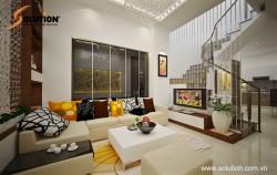 Tư vấn lựa chọn màu sắc trong thiết kế nội thất
