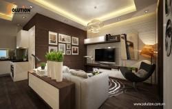 Solution chia sẻ các bước thiết kế nội thất chung cư đẹp