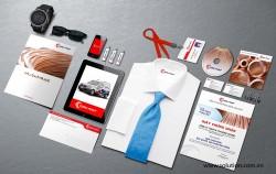 Tác dụng của bộ nhận diện thương hiệu với doanh nghiệp