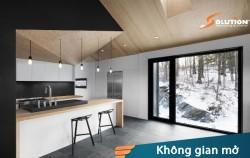 Thiết kế nhà bếp đẹp – Nơi cảm hứng sáng tạo của gia chủ