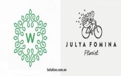 Xu hướng thiết kế logo hình hoa nổi bật năm 2016