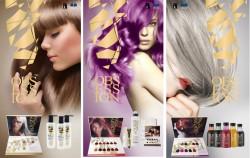 Thiết kế brochure salon tóc đẳng cấp
