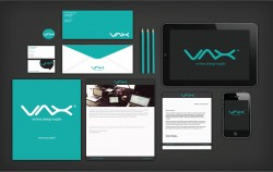 Thiết kế bộ nhận diện thương hiệu công ty xây dựng