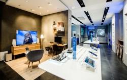 Kinh nghiệm thiết kế nội thất showroom cửa hàng điện thoại