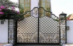 Lưu ý khi thiết kế cổng biệt thự