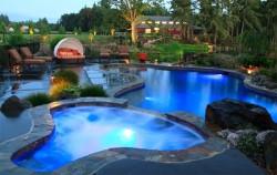 Những mẫu bể bơi cho thiết kế biệt thự