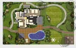 Lưu ý khi thiết kế biệt thự sân vườn