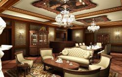 Đặc trưng của thiết kế nội thất biệt thự cổ điển