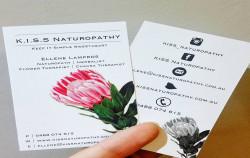 Thiết kế bộ nhận diện thương hiệu phong cách Calligrapy