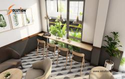 Thiết kế nội thất phong cách Rustic Làn gió mới hiện đại