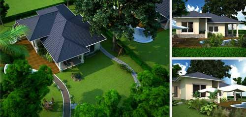 Thiết kế Villa - Biệt thự nhà vườn