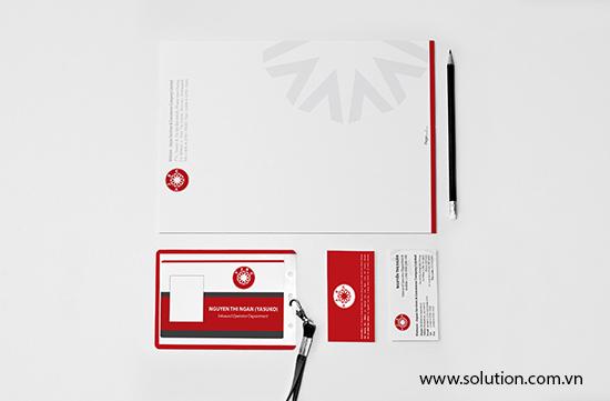 Thiết kế bộ nhận diện thương hiệu VJSC