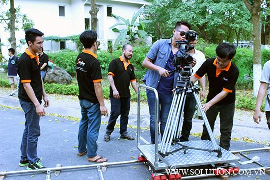 Hậu trường quay TVC quảng cáo dự án Ecopark