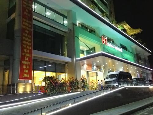 Lễ khai trương khách sạn Swiss-Bel thuộc dự án Sapaly Lào Cai