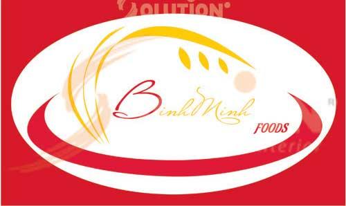 Thiết kế bộ nhận diện thương hiệu Bình Minh Foods