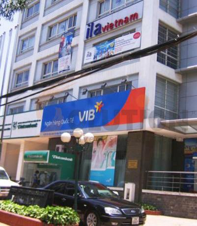 Thiết kế thi công nội thất Ngân hàng VIB chi nhánh Cầu Giấy