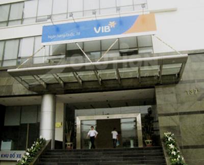 Ngân hàng VIB chi nhánh Long Biên