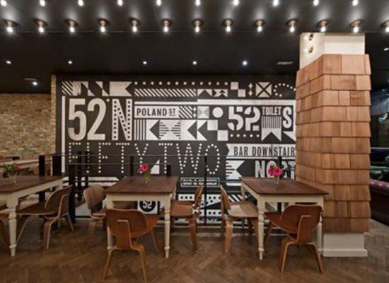 Thiết kế nội thất nhà hàng cafe độc đáo