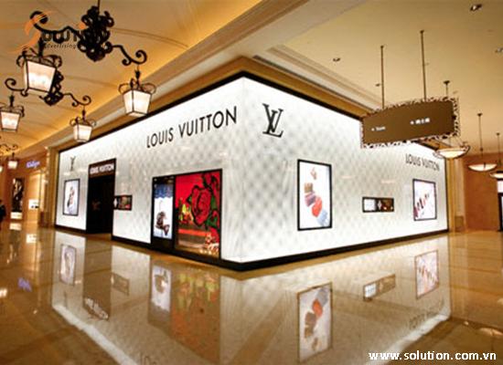 Thiết kế nội thất showroom phong cách ấn tượng