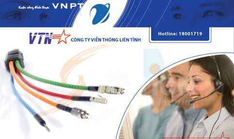 Thiết kế tờ rơi VNPT