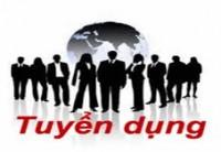 Thông báo: tuyển dụng quý I năm 2014