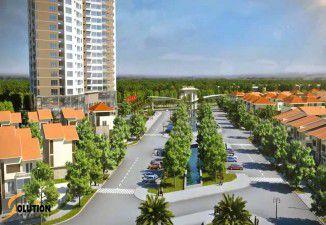 TVC khu đô thị mới aura city