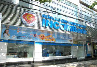 Thiết kế thi công biển bảng Ngân hàng công thương Việt Nam