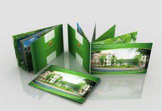 Thiết kế catalogue Cty CP Đầu tư và Xây dựng HUD4