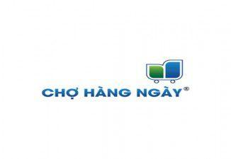 Thiết kế logo Chợ Hàng Ngày