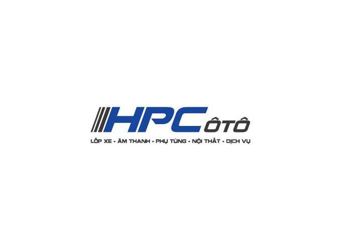 Thiết kế logo HPC ô tô