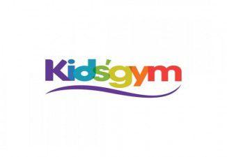 Thiết kế logo Kid'sgym