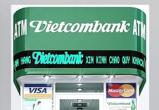 THIẾT KẾ CÂY RÚT TIỀN ATM VIETCOMBANK