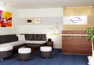 Thiết kế nội thất văn phòng Vina Event