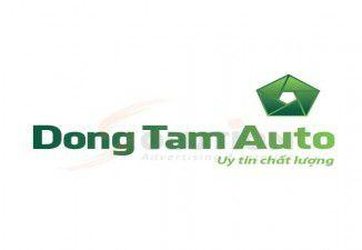 Thiết kế logo Đồng Tâm Auto.