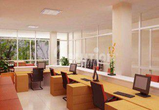 Thiết kế thi công nội thất ngân hàng PGBank