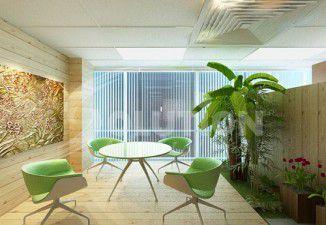 Thiết kế nội thất văn phòng, công sở đẹp