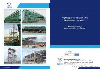Thiết kế brochure Sugiko