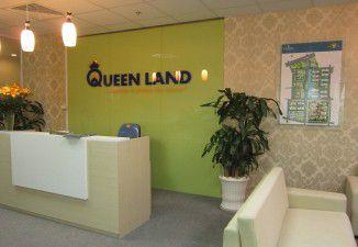 Thiết kế thi công nội thất văn phòng Queen Land
