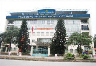 Thiết kế thi công biển quảng cáo Vietnam Airlines