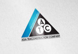 Thiết kế logo Công ty Á Châu