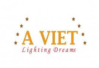 Thiết kế logo Công ty A Việt