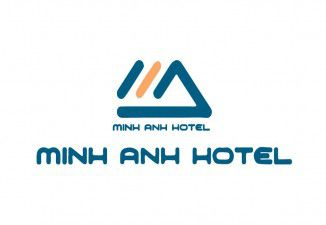 Thiết kế logo khách sạn Minh Anh