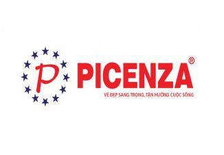 Thiết kế logo Công ty Picenza