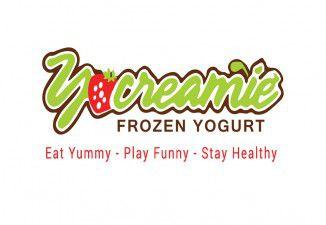 Thiết kế logo Yocreamie