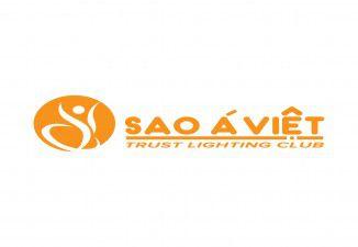Thiết kế logo Sao Á Việt