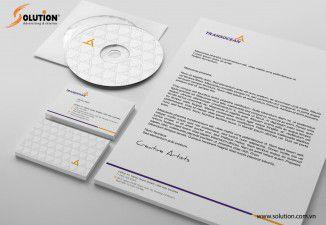 Thiết kế bộ nhận diện thương hiệu Công ty Liên Đại Dương