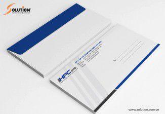 Thiết kế bộ nhận diện thương hiệu ô tô HPC