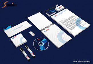 Thiết kế bộ nhận diện thương hiệu TPP