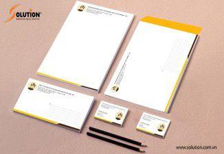 Thiết kế bộ nhận diện thương hiệu VITC