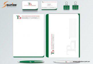 Thiết kế bộ nhận diện thương hiệu Công ty Tùng Bách